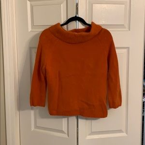 Angora, lambs wool sweater